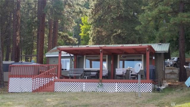 61-A West Fork Rd, Conconully, WA 98819 (#1021692) :: Ben Kinney Real Estate Team