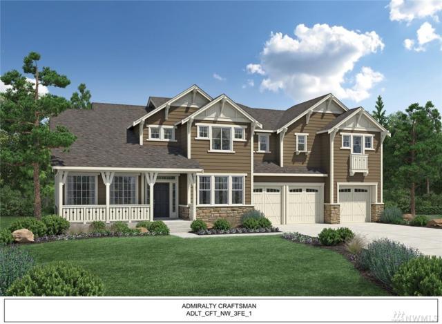 9911 NE 158th (Homesite 81) St, Bothell, WA 98011 (#1039945) :: The DiBello Real Estate Group