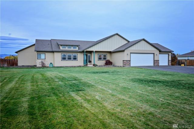 2415 E Quartz Mountain Dr, Ellensburg, WA 98926 (#1052398) :: Ben Kinney Real Estate Team