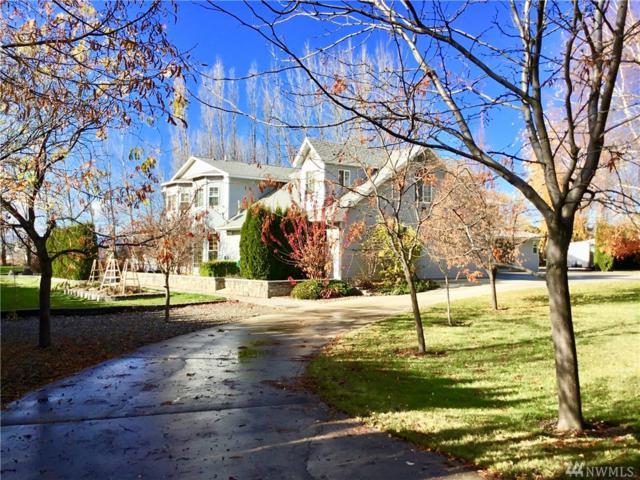 709 S Matthews Rd, Ellensburg, WA 98926 (#1058893) :: Coldwell Banker Kittitas Valley Realty
