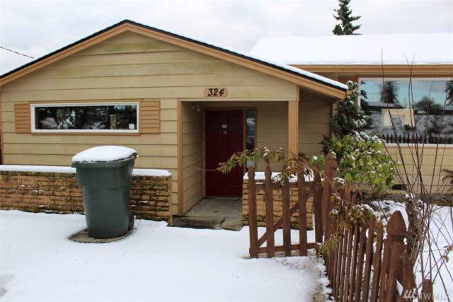 324 Hillcrest Dr, Port Angeles, WA 98362 (#1064553) :: Ben Kinney Real Estate Team