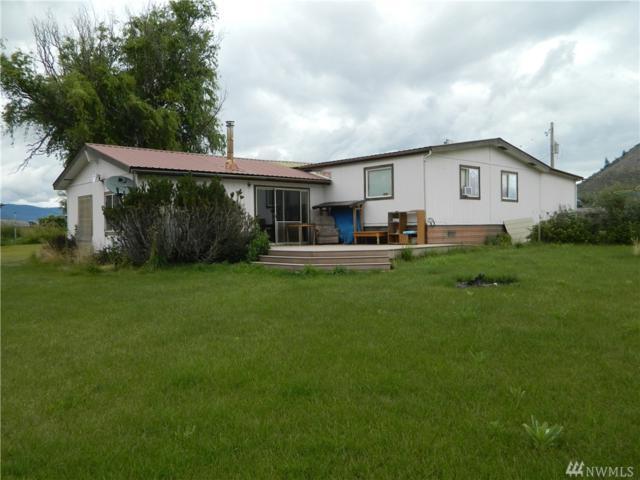 55 Windy Flat Rd, Tonasket, WA 98855 (#1071462) :: Ben Kinney Real Estate Team