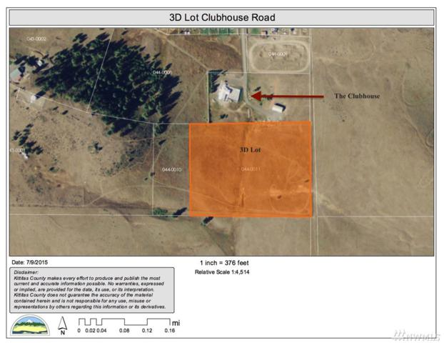 3-D Lot Clubhouse Rd, Cle Elum, WA 98922 (#1074952) :: Ben Kinney Real Estate Team