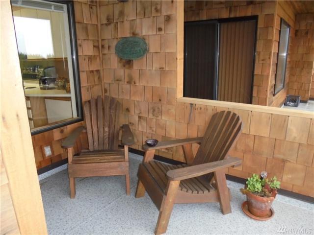 2855 S Forrest St #106, Westport, WA 98595 (#1075235) :: Ben Kinney Real Estate Team