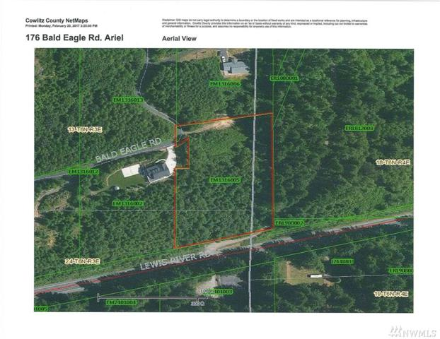 176 Bald Eagle Rd, Ariel, WA 98603 (#1079480) :: Ben Kinney Real Estate Team