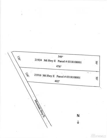 21916 Mountain Hwy E, Spanaway, WA 98387 (#1079892) :: Ben Kinney Real Estate Team
