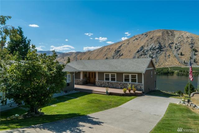 345 Lakeview Ave, Orondo, WA 98843 (#1084115) :: Ben Kinney Real Estate Team