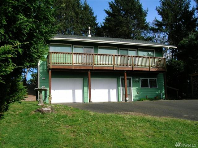 1304 S Aberdeen St, Westport, WA 98595 (#1084870) :: Homes on the Sound
