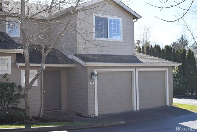 1430 W Casino Rd #74, Everett, WA 98204 (#1086660) :: Ben Kinney Real Estate Team