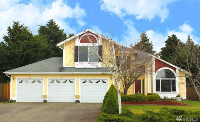 21419 42nd Ave E, Spanaway, WA 98387 (#1086792) :: Ben Kinney Real Estate Team