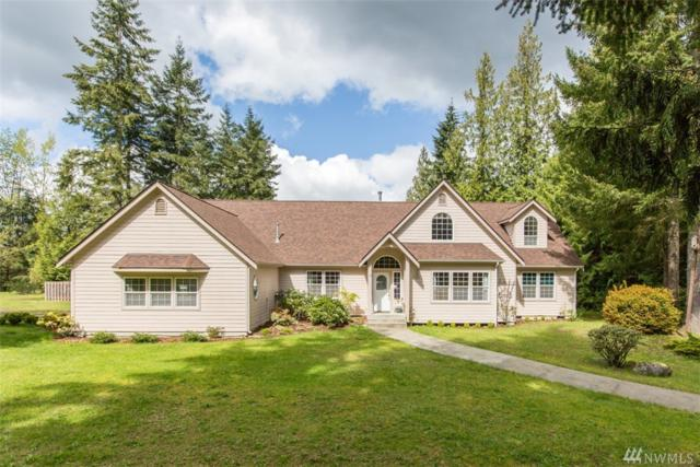 9800 SE Harland Lane, Port Orchard, WA 98366 (#1088213) :: Homes on the Sound