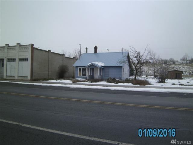 235 S Main, Washtucna, WA 99371 (#1088709) :: Ben Kinney Real Estate Team