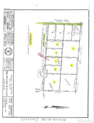 0 Lot #9 Ne Ohman Rd, Kingston, WA 98346 (#1091340) :: Ben Kinney Real Estate Team