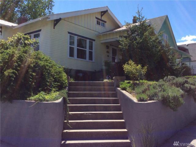 423 Kittitas St, Wenatchee, WA 98801 (#1092401) :: Ben Kinney Real Estate Team