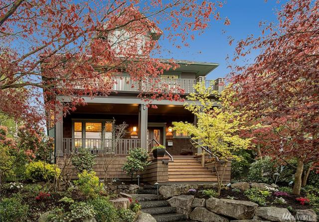 1065 E Howe St, Seattle, WA 98102 (#1098145) :: Ben Kinney Real Estate Team