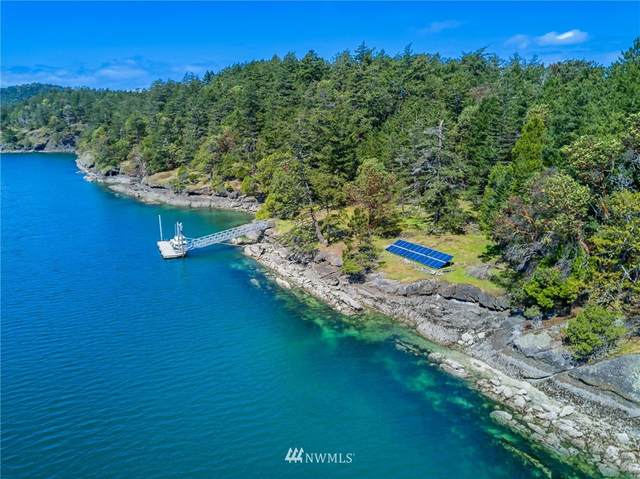 346 School Trail, Stuart Island, WA 98250 (#1100366) :: Pickett Street Properties