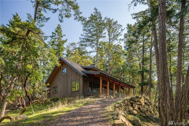 346 School Trail, Stuart Island, WA 98250 (#1100366) :: Ben Kinney Real Estate Team