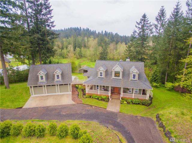 22013 NE 164th St, Hockinson, WA 98606 (#1101199) :: Ben Kinney Real Estate Team