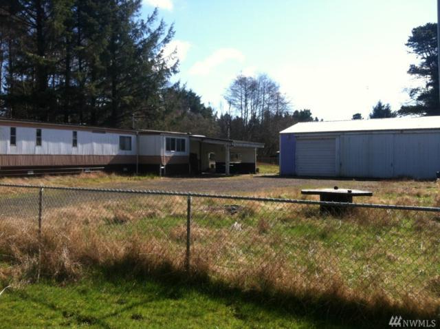 1065 Pine St, Grayland, WA 98547 (#1101245) :: Ben Kinney Real Estate Team