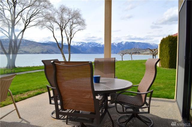 100 Lake Chelan Shores Dr 2-2, Chelan, WA 98816 (#1101424) :: Ben Kinney Real Estate Team