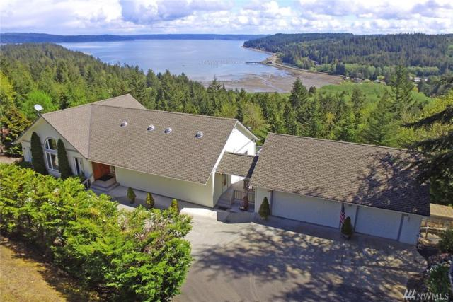 14580 NW Seaview Dr, Seabeck, WA 98380 (#1103455) :: Ben Kinney Real Estate Team