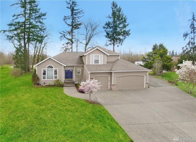 23822 109th St Ct E, Buckley, WA 98321 (#1103535) :: Ben Kinney Real Estate Team