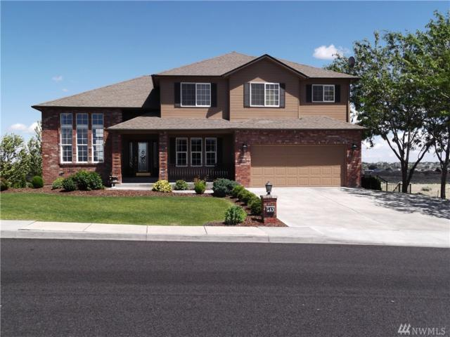 413 N Crestview Dr, Moses Lake, WA 98837 (#1103809) :: Ben Kinney Real Estate Team