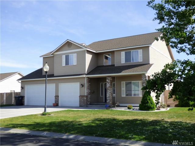 9501 Albert Wy SE, Moses Lake, WA 98837 (#1106430) :: Ben Kinney Real Estate Team