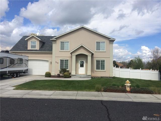 714 Lupine Dr, Moses Lake, WA 98837 (#1106451) :: Ben Kinney Real Estate Team