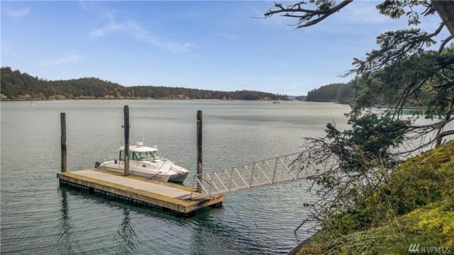 0 Reid Harbor, Stuart Island, WA 98250 (#1107273) :: Homes on the Sound