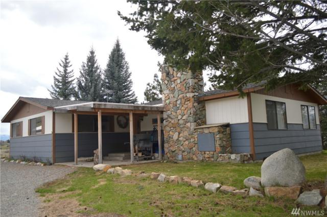 144 Eastside Chewuch Rd C, Winthrop, WA 98862 (#1108092) :: Ben Kinney Real Estate Team