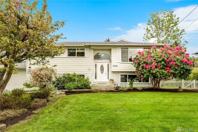 4346 S 291st St, Auburn, WA 98001 (#1108099) :: Ben Kinney Real Estate Team