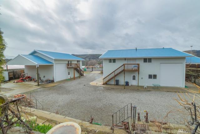 110 B St, Grand Coulee, WA 99133 (#1108424) :: Ben Kinney Real Estate Team