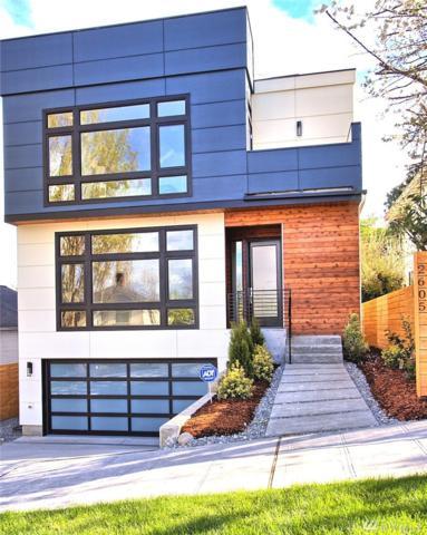 2605 E Ward St, Seattle, WA 98112 (#1109781) :: Ben Kinney Real Estate Team
