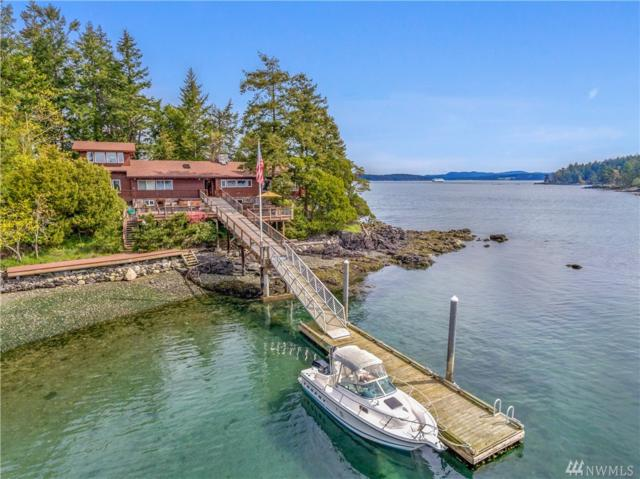 0 Lot 15 Brown Island, Friday Harbor, WA 98250 (#1110532) :: Ben Kinney Real Estate Team