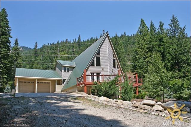 18050 Nason Ridge Rd, Leavenworth, WA 98826 (#1111598) :: Ben Kinney Real Estate Team