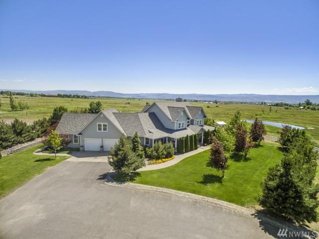 444 Buckboard Lane, Ellensburg, WA 98926 (#1112992) :: Ben Kinney Real Estate Team