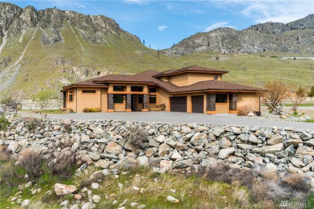 53 N Shore Dr, Orondo, WA 98843 (#1113290) :: Ben Kinney Real Estate Team