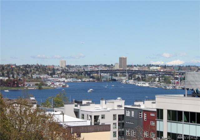 701 Galer St #705, Seattle, WA 98109 (#1113667) :: Ben Kinney Real Estate Team