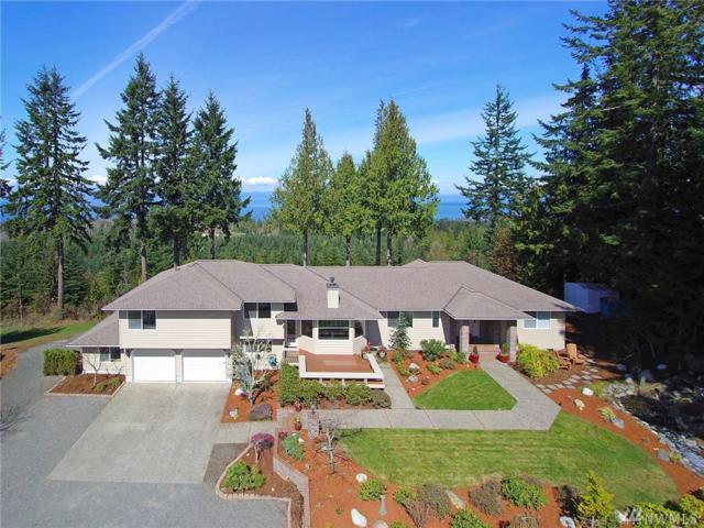 228 Cougar Ridge Rd, Port Angeles, WA 98363 (#1114115) :: Ben Kinney Real Estate Team