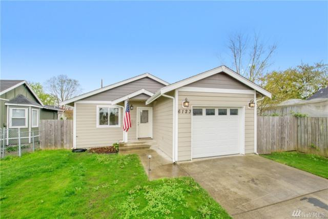 6123 S I St, Tacoma, WA 98408 (#1114153) :: Ben Kinney Real Estate Team