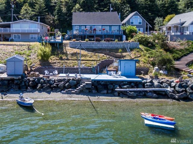 2861 Tillicum Beach Drive, Camano Island, WA 98282 (#1115237) :: Ben Kinney Real Estate Team