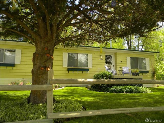 411 Lufkin Lane, Winthrop, WA 98862 (#1115488) :: Ben Kinney Real Estate Team