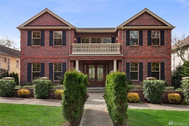 819 33rd Ave E, Seattle, WA 98112 (#1115943) :: Ben Kinney Real Estate Team