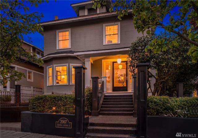 2007 Federal Ave E, Seattle, WA 98102 (#1117342) :: Ben Kinney Real Estate Team