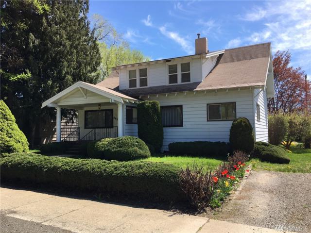 202 W 10th Ave, Ellensburg, WA 98926 (#1117657) :: Ben Kinney Real Estate Team