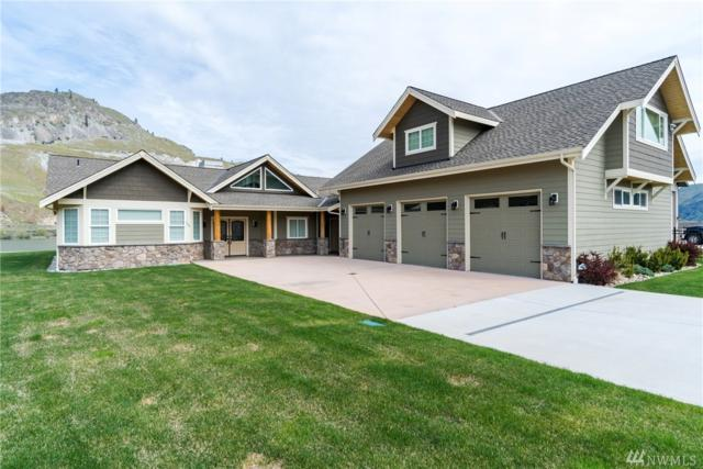 107 N Shore Dr, Orondo, WA 98843 (#1117851) :: Ben Kinney Real Estate Team
