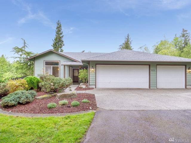 9221 172nd St NW, Stanwood, WA 98292 (#1118236) :: Ben Kinney Real Estate Team