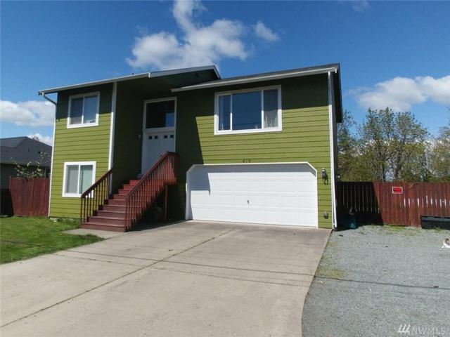 419 3rd St, Carbonado, WA 98323 (#1118476) :: Ben Kinney Real Estate Team