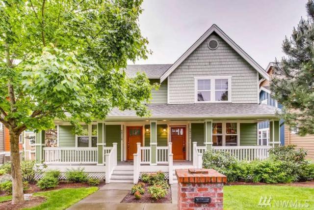5811 55th Ave NE A, Seattle, WA 98105 (#1118736) :: Ben Kinney Real Estate Team